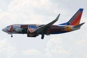 B-737 de Southwest, Illinois One